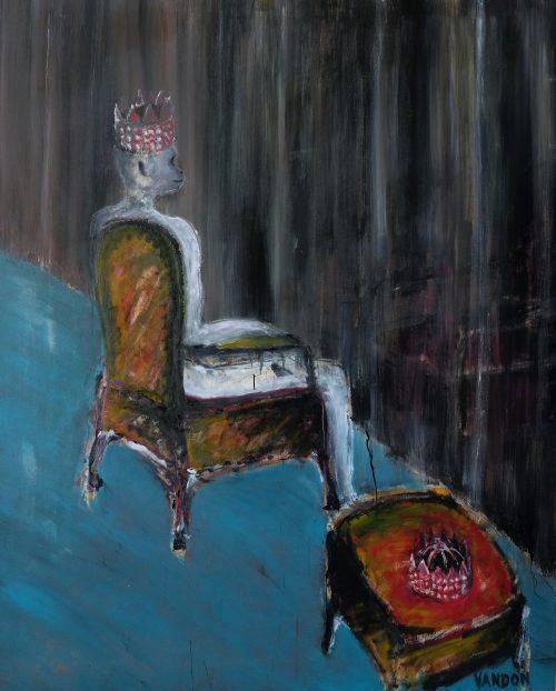 2sitegdformatinterieur-2014-le-roi-apaise-acrylique-sur-toile-146-x-162